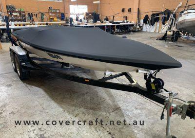 Skiline Boat Cover