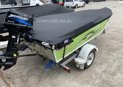 Quintrex Boat Cover